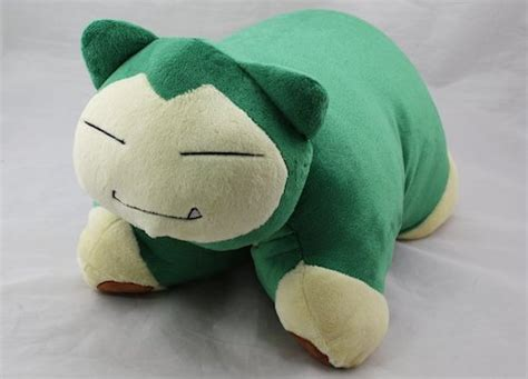 Snorlax Pillow Pet snorlax pillow pet project