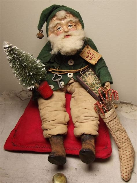 Handmade Santa Claus Dolls - 1498 best everything santa images on