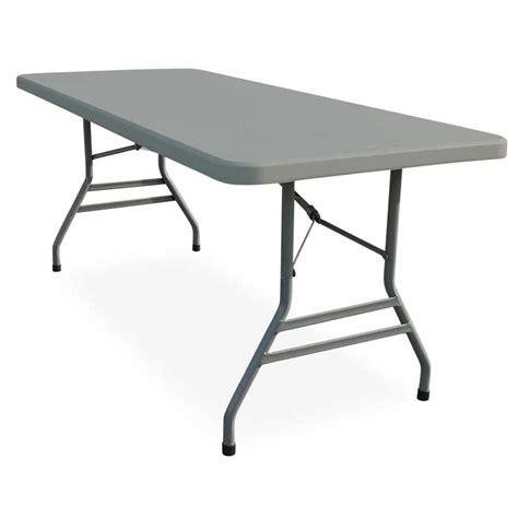 Dmc Produits De La Categorie Tables Pliantes Table De Collectivit 233 Pliante Table Pliante En Plastique