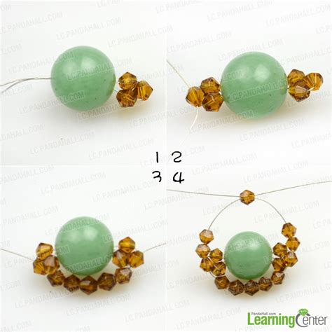 how to make bead jewelry with wire how to make jewelry with and wire a beaded ring for