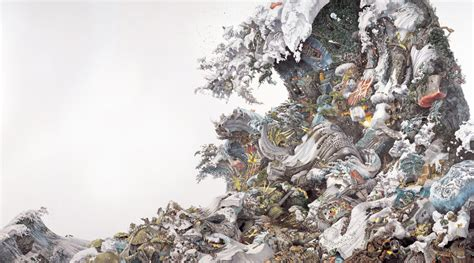 best japanese artist manabu ikeda japanese artist creates drawings