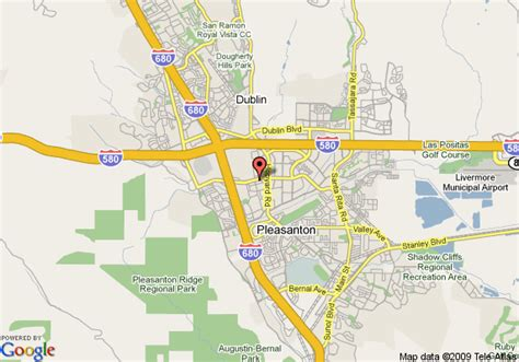stoneridge mall map map of sheraton pleasanton hotel pleasanton