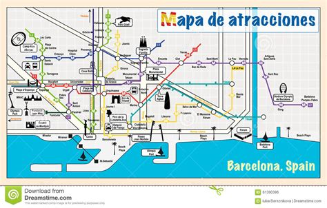 barcelona map tourist attractions maps update 30722069 barcelona tourist map tourist map