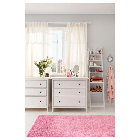 hemnes 3 drawer chest ikea hemnes chest of 3 drawers white stain 108x96 cm ikea