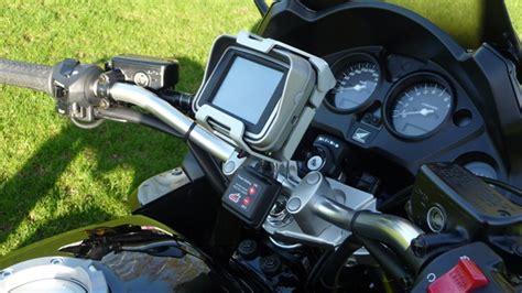 Motorrad Navi Befestigung by Fotothread Navigationsger 228 T Am Motorrad Lenker