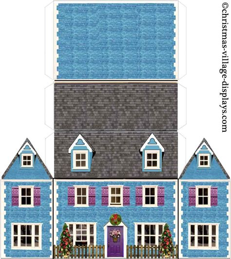 Card House Template by Bluebell Cottage Jpg Jpeg Image 1000 215 1122 Pixels