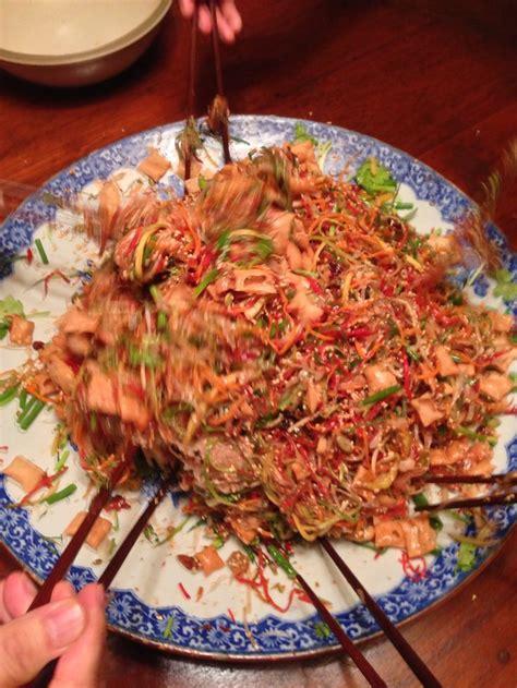 new year yu sheng singapore 39 best new year images on baking