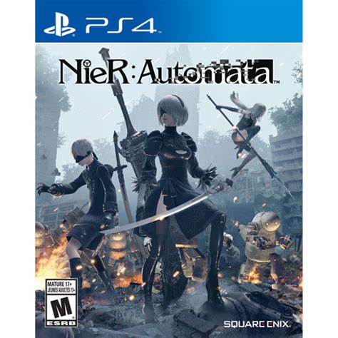 Ps4 Nier Automata Reg All nier automata ps4 ps4 best buy canada
