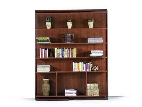 letto libreria libreria girevole con letto a scomparsa letto matrimoniale