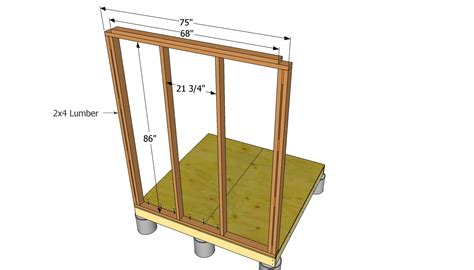small shed plans so simple you can do it yourself