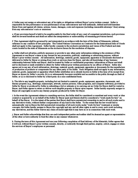 standard terms and conditions template free standard purchase terms and conditions valspar free