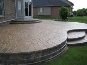 Raised Paver Patio Brick Pavers Canton Plymouth Northville Novi Michigan Repair Cleaning Sealing