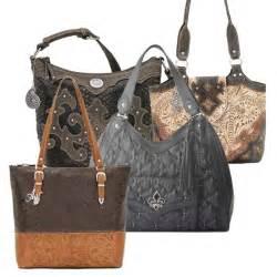 American west miss me nocona bandana and lou ella handbags purses