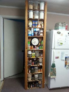 Floor Spice Rack Thousands Of Ideas About Pallet Spice Rack On