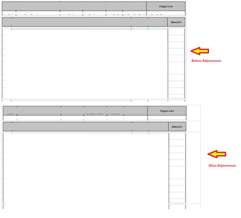 java layout column birt how to autofit width of last column when adjusting