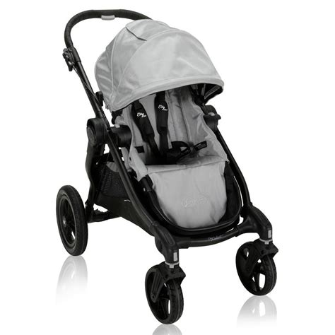 city select double stroller recline baby jogger city select single