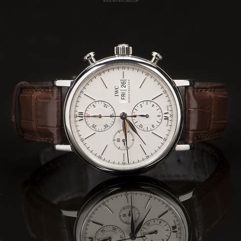 For New Cronograph iwc chronograph automatic