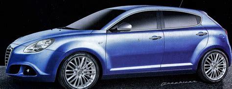 nuova alfa mito 5 porte auto veicoli alfa romeo mito ecco la cinque porte