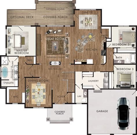 Home Hardware Floor Plans | beaver homes and cottages chinook