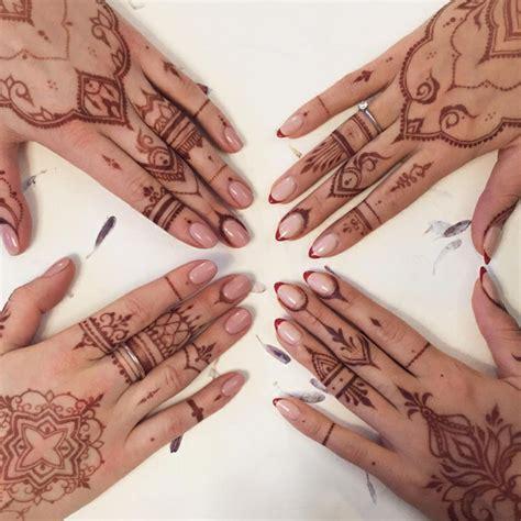 henna tattoo einfach henna muster einfach makedes