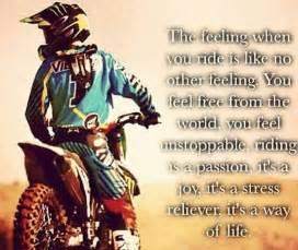 Inspirational quotes dirt bike quotesgram