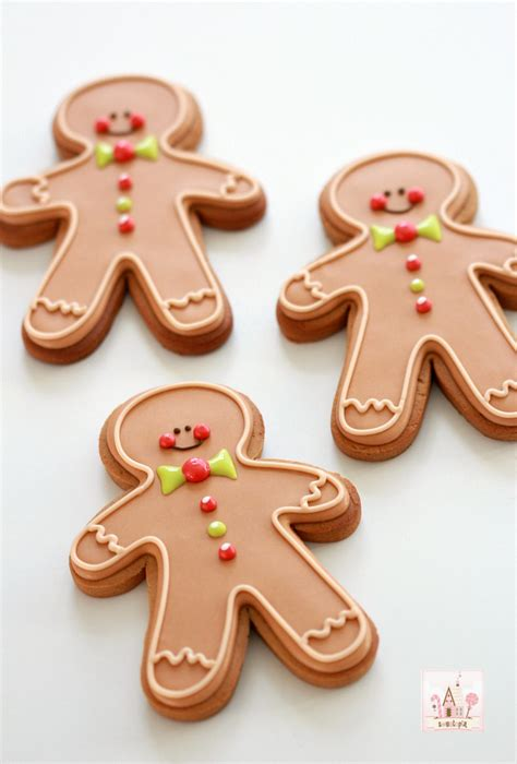 How To Decorate A Gingerbread by Recipe How To Make Gingerbread Cut Out Cookies