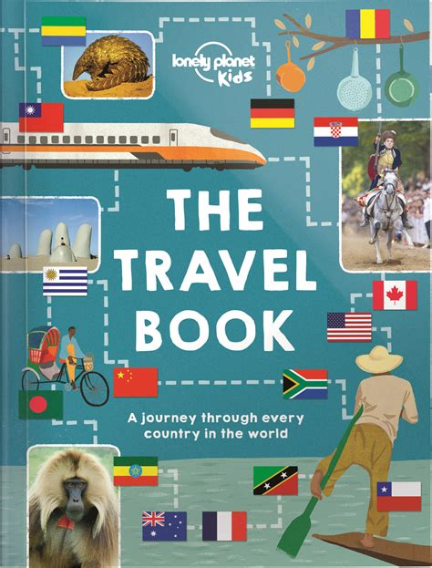 a tour of books must lonely planet travel book travel baby