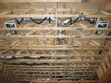 new home hvac design residential hvac ductwork www pixshark com images