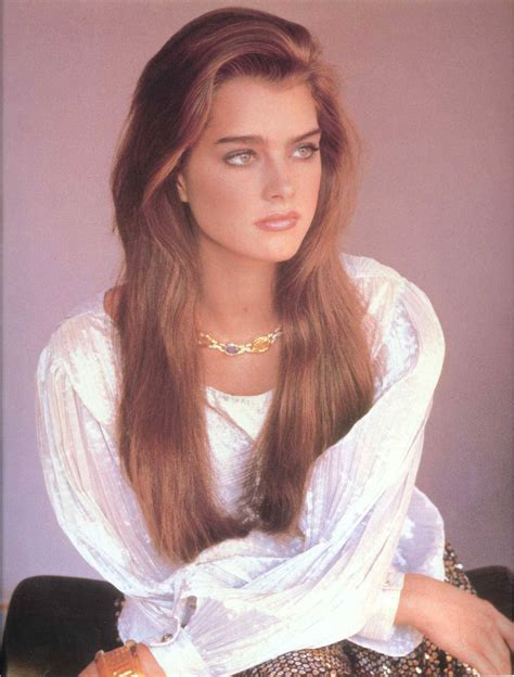 brooke shields 1000 images about famous then now on pinterest