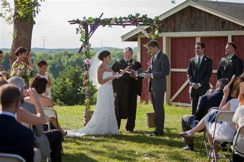 Country Weddings at Eko Backen   Scandia MN   Rustic