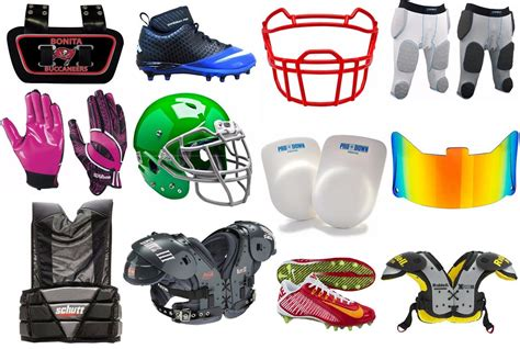 american football protective gear and accessories reviews
