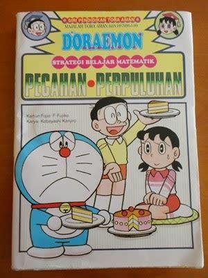 Buku Gambar Doraemon Komik Doraemon Buat Anak Buah Yumida
