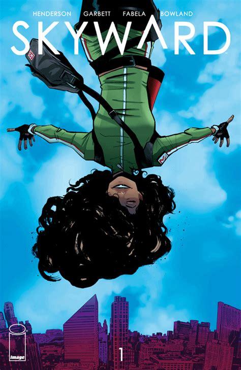 skyward  image comics