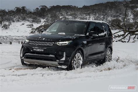 hse land rover 2017 2017 land rover discovery sd4 hse review video