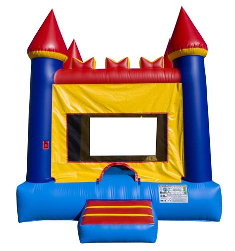 bounce house places castle bounce house 187 rainy day party rentals