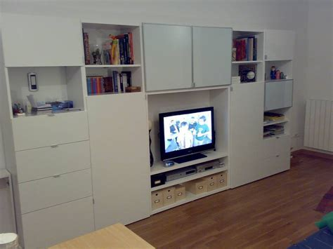 besta system serie besta ikea decorar tu casa es facilisimo com
