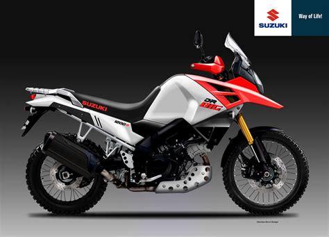 Dr Suzuki by Motosketches Suzuki Dr Big 1200 S