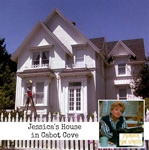 Blueprints Of A House by Angela Lansbury S Victorian In Quot Murder She Wrote Quot
