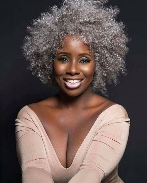 pinterest black hair styles older women silver natural hair natural hair pinterest natural