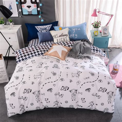 dog bed sheets dog print bedding promotion shop for promotional dog print
