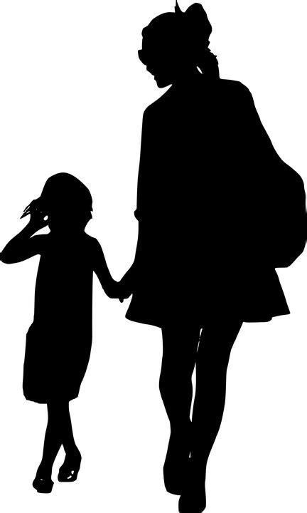Families clipart walking, Families walking Transparent