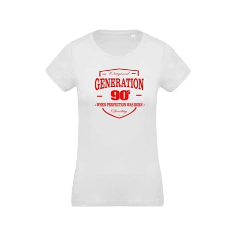 Tshirt Generation t shirt g 233 n 233 ration 90