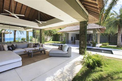 luxury outdoor design sangsuri a luxury rental villa in thailand