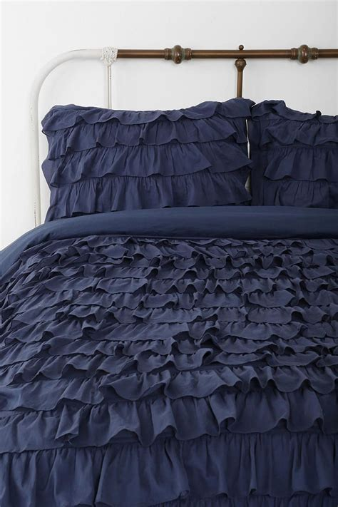 54 best images about waterfall ruffle duvet cover on