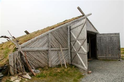 viking boat house the boathouse picture of norstead viking village l anse aux meadows tripadvisor