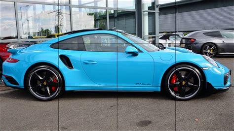 miami blue porsche turbo s porsche 991 turbo 911 miami blue skyfall cover