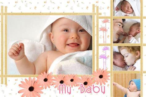 Design Foto Baby | free photo templates my baby album 2