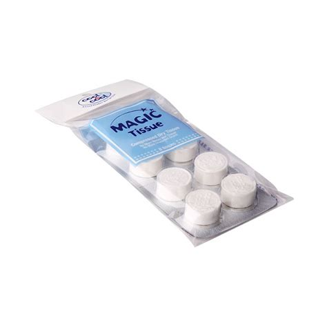Tissue Magic magic tissue compressed tissue 8s price in pakistan