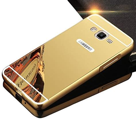 Bumper Mirror Samsung Grand 2 Grand Prime Galaxy V Unik galleon samsung galaxy grand prime damondy luxury metal air aluminum bumper detachable