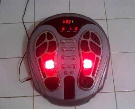 Alat Pijat Jmg International tens alat akuputur kaki wajah foot masssager mesin pijat
